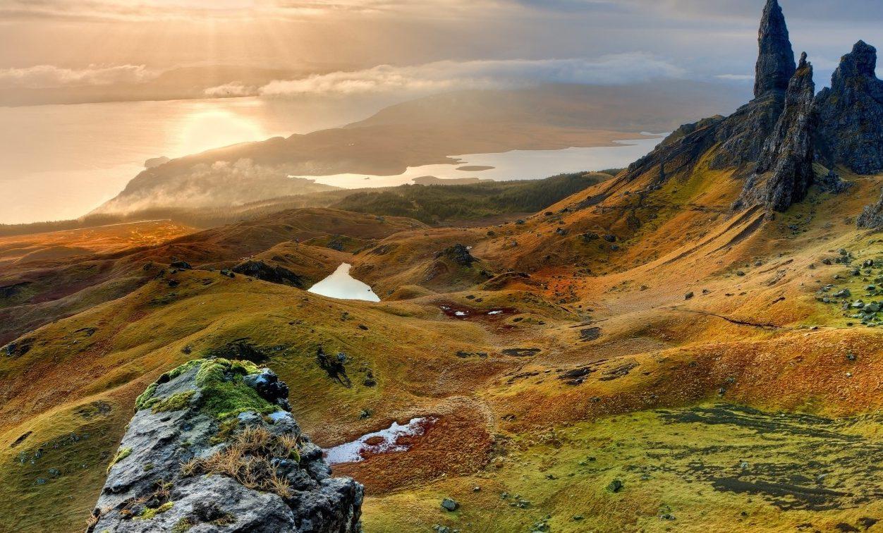 scotland tour by deluxe kosher tours